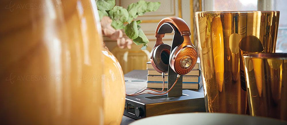 Focal Arche Amplificateurdac Pour Casques Audiophiles
