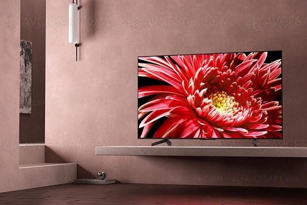 TV LED Ultra HD Sony XG8305, mise à jour prix indicatifs - Forum