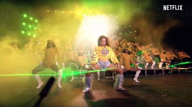 Homecoming : un film de Beyoncé, son live à Coachella sur Netflix