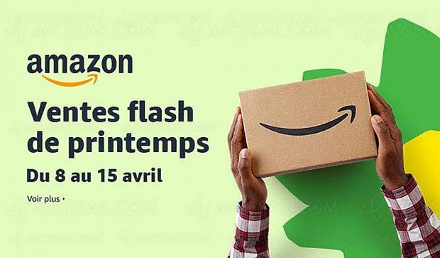 Bon plan ventes Flash Amazon, 2 973 produits à prix incroyables, jusqu'à -96%