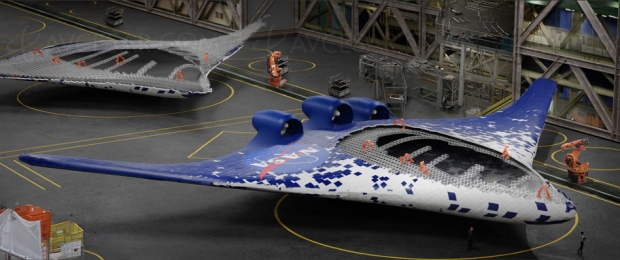 Nouvelle aile flexible par la Nasa et le MIT : révolution aéronautique en vue ?