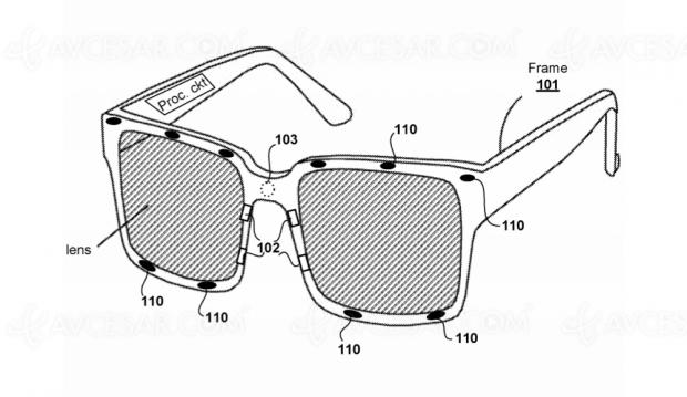Sony brevette des lunettes de vue compatibles avec la réalité virtuelle