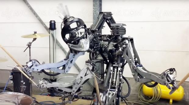CompressorHead, connaissez-vous le groupe des robots musiciens punk ?
