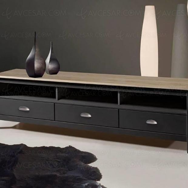🔥 Bon plan CDiscount, meubles audio‑vidéo compatibles avec le double pied des grands TV