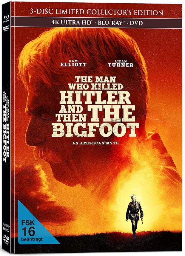 The Man who Killed Hitler and then the Bigfoot, de la 4K Ultra HD pour le grand Sam Elliott