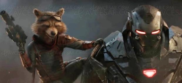Avengers : Endgame, gros teaser avant la conclusion (vidéo)