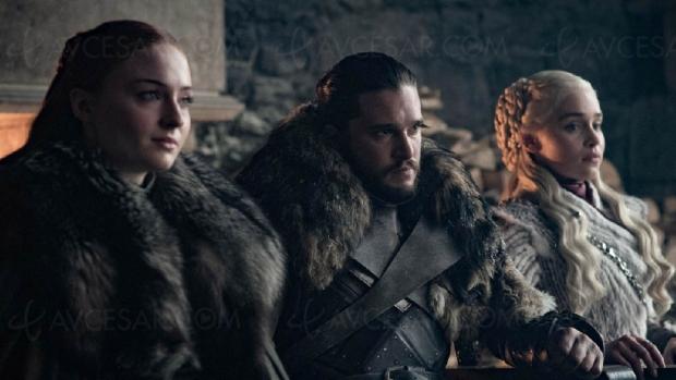 Reprise de Game of Thrones : record d'audience encore battu !