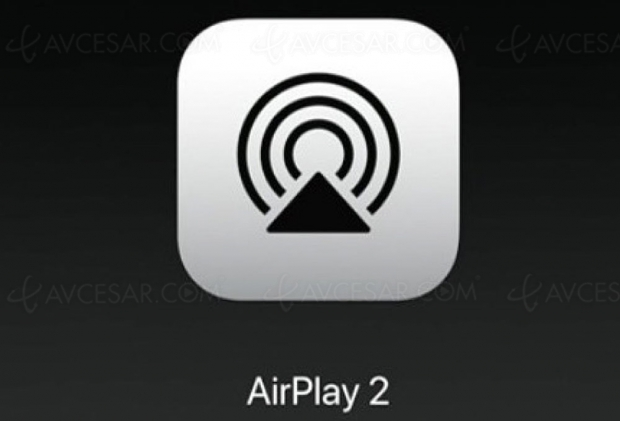 AirPlay 2 sur une sélection de matériels Onkyo, mise à jour disponible