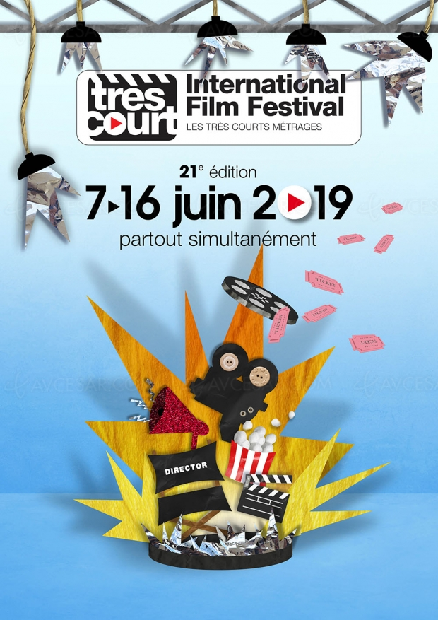 Très Court International Film Festival, 4 minutes pour convaincre