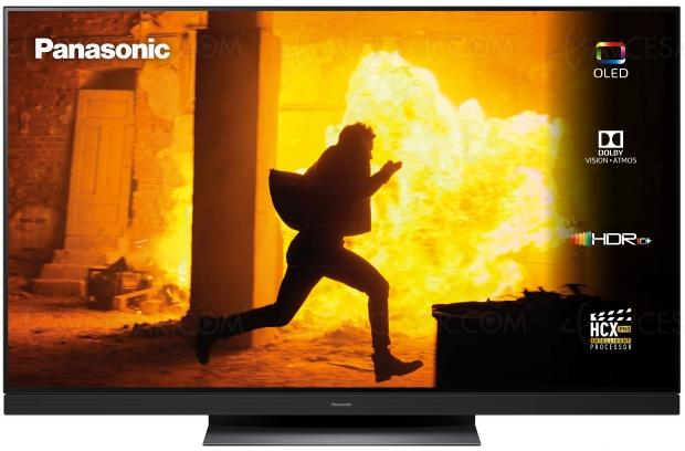 TV Oled Ultra HD Panasonic GZ1500, mise à jour prix indicatifs