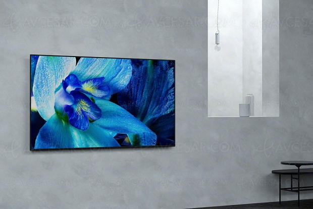 TV Oled Ultra HD Sony AG8, mise à jour prix indicatifs