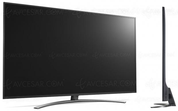 TV LED Ultra HD LG 75SM8610, mise à jour prix indicatif