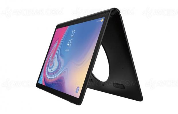 Samsung Galaxy View 2, fuite d'images pour l'énorme tablette…