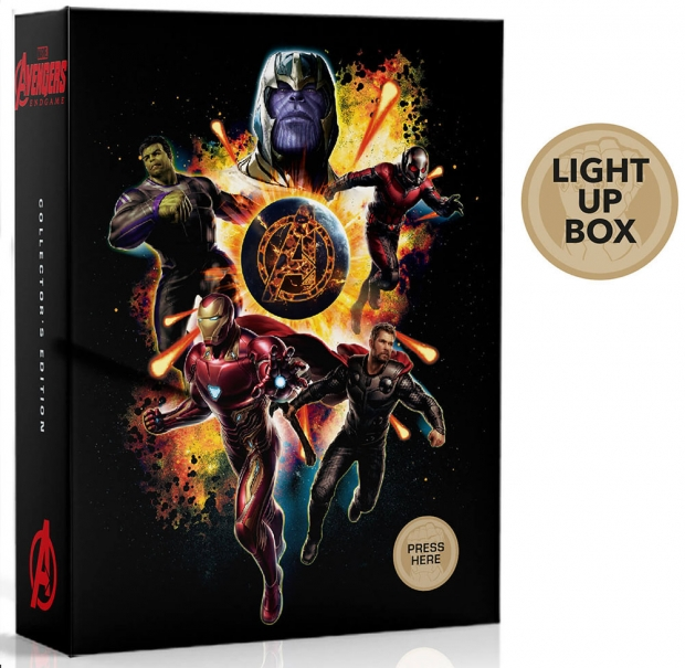 Avengers Endgame, les premières sorties 4K Ultra HD déjà en embuscade