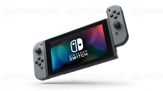 Nouvelle Nintendo Switch, moins chère, dès le mois de juin ?