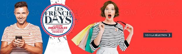 French Days CDiscount : jusqu'à 70% de remise sur des milliers d'articles