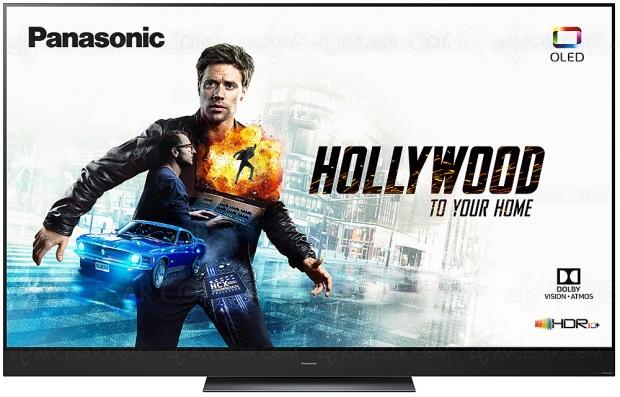 TV Oled Ultra HD Panasonic GZ2000, mise à jour disponibilité