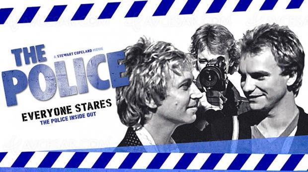 L'histoire de The Police racontée de l'intérieur par Stewart Copeland