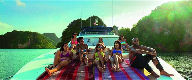 Paradise Beach : Kool Shen et Seth Gueko au vert en Thaïlande