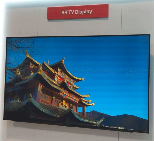 TV LCD Ultra HD/8K Huawei 5G en 2019 ?