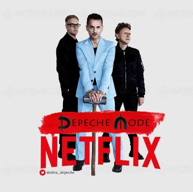 Depeche Mode sur Netflix ?