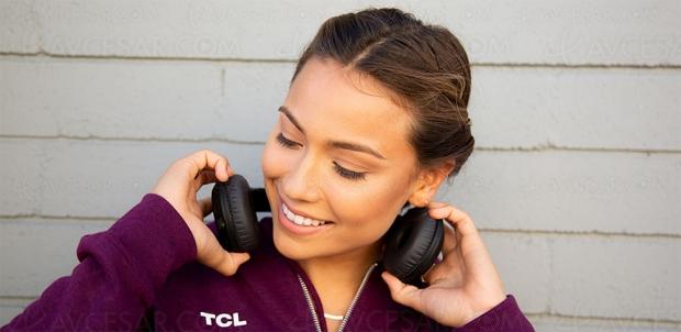TCL, bientôt des casques, des barres de son, des climatiseurs et du gros électroménager