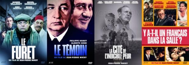 Le Furet et trois autres films de Jean‑Pierre Mocky en Blu‑Ray et DVD