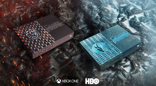 2 Xbox One S All Digital relookées Game of Thrones à gagner, tentez votre chance