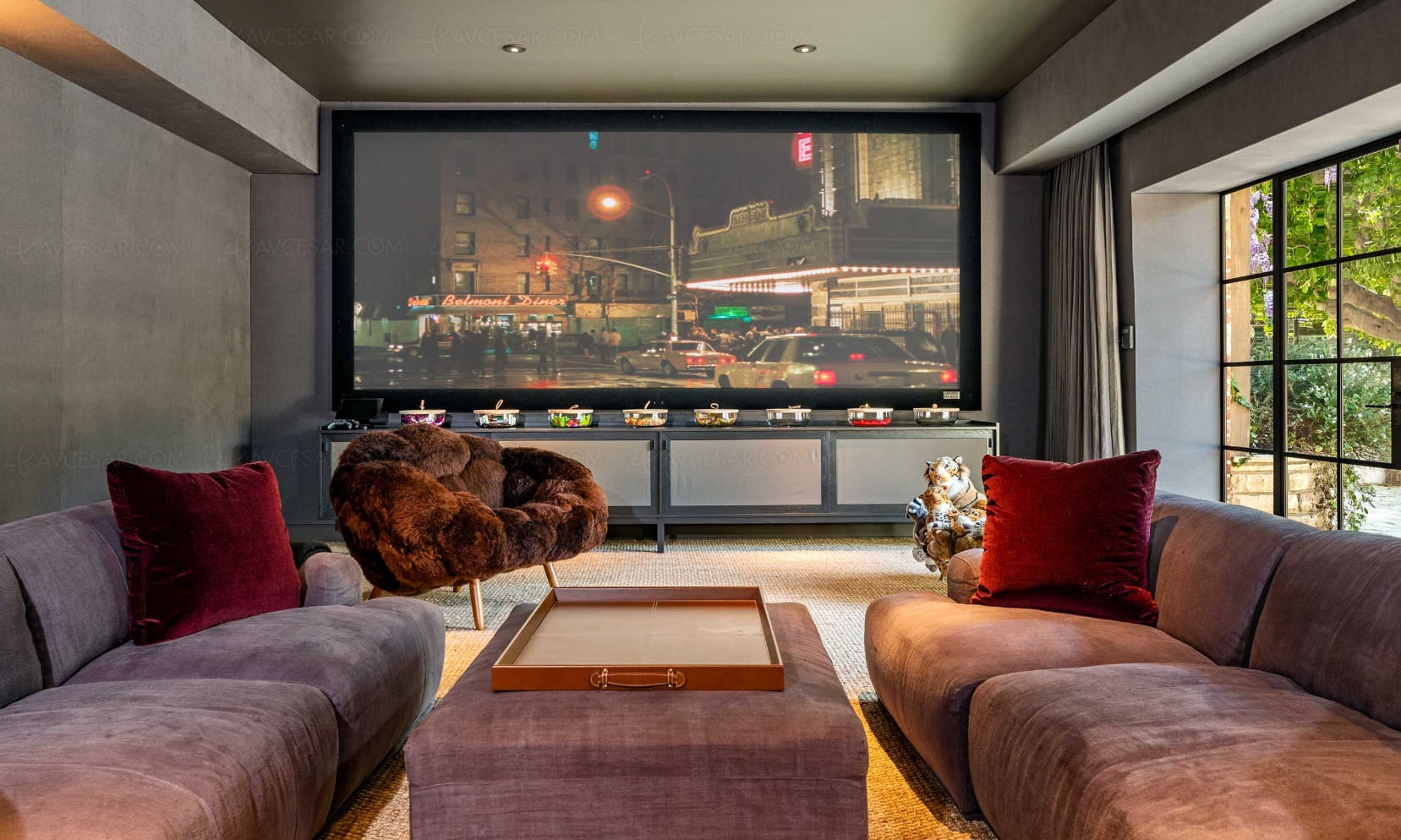 Maison A Vendre A Beverly Hills Avec Home Cinema Old Hollywood