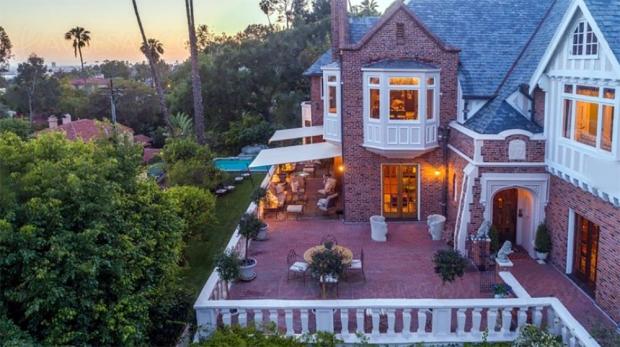 Maison à vendre à Los Angeles, découvrez le Home Cinéma théâtral du jazzman Michael Feinstein