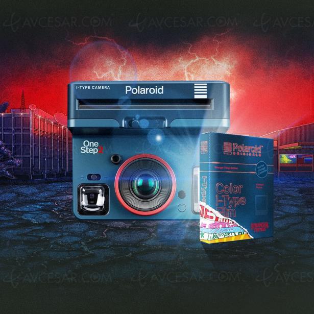 Polaroid Originals OneStep 2 version Stranger Things