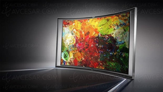 TV QD Oled Samsung, production retardée à 2023 ?