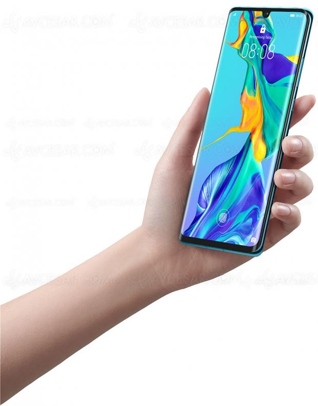 Test smartphone Huawei P30 Pro, en ligne