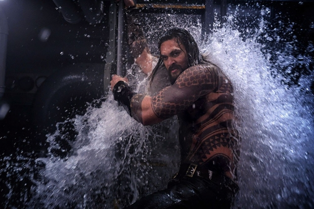 Test 4K Ultra HD Aquaman, en ligne