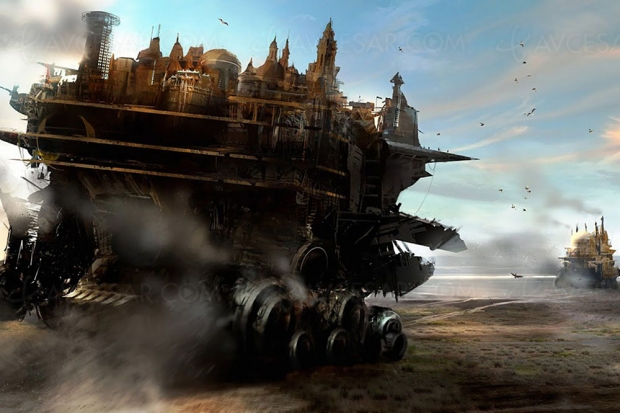 Test 4K Ultra HD Mortal Engines, en ligne