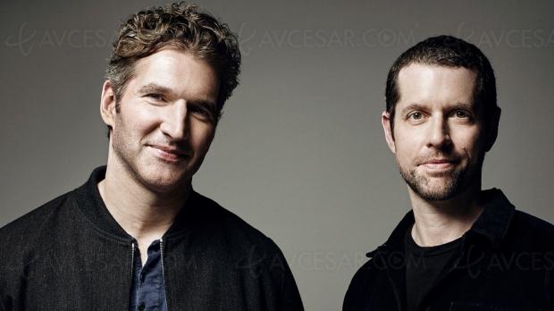 Prochain film Star Wars par les showrunners de Game of Thrones