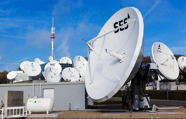 Démonstration satellite 8K, l'opérateur satellite SES récidive avec Samsung