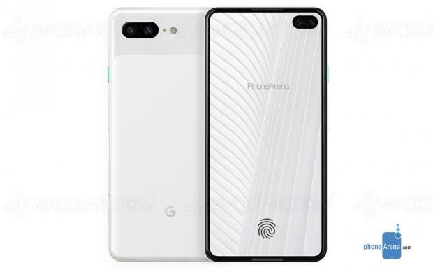Aucun bouton sur les smartphones Google Pixel 4 ?