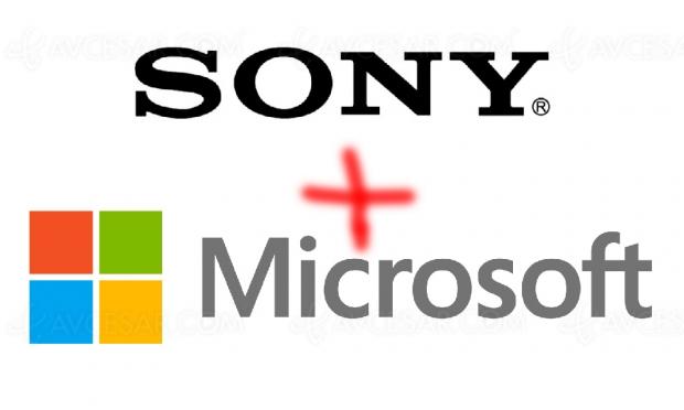 Jeu vidéo, Sony et Microsoft s'associent sur le streaming et l'IA