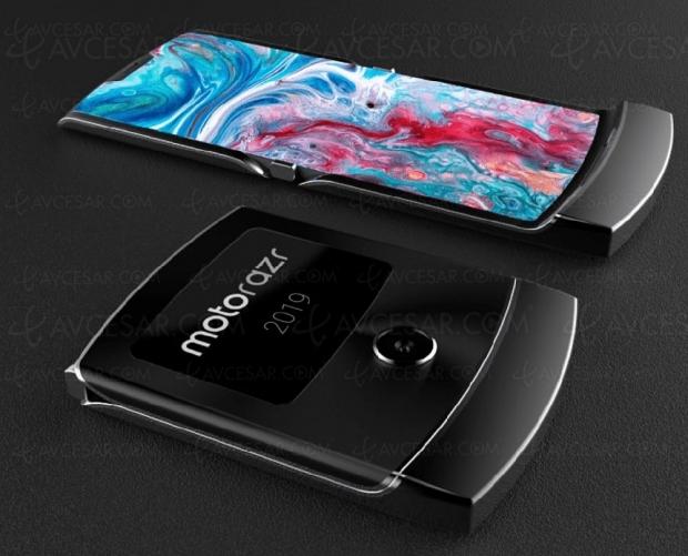 Motorola montre son smartphone pliable Razr… avec une vidéo de fan !
