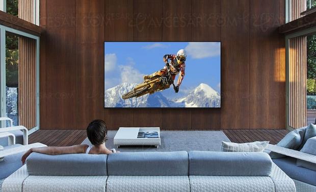 TV LED 8K Sony ZG9 Masters Series 85'' et 98'', mise à jour prix indicatifs et disponibilité