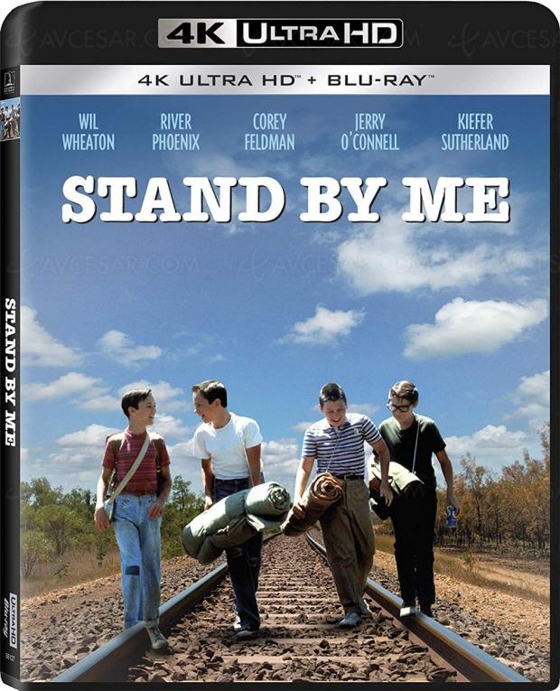 Stand by me en 4K Ultra HD, le film de toute une génération retrouve des couleurs