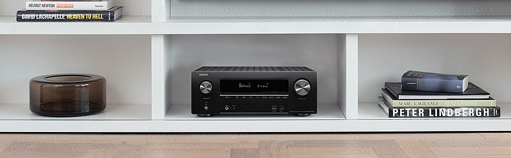 Denon AVR-X2600H DAB, amplificateur 7 2 Bluetooth, AirPlay 2