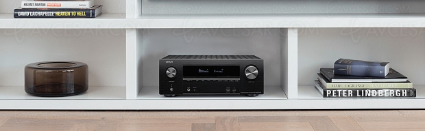 Denon AVR-X2600H DAB, amplificateur 7.2 Bluetooth, AirPlay 2, HDMI 2.0b, ALLM, eARC, HDR Dolby Vision, HDCP 2.3…