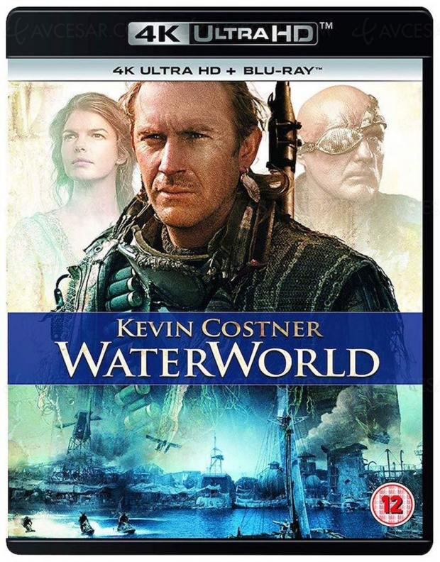 Waterworld 4K Ultra HD, premiers détails venus d'ailleurs…