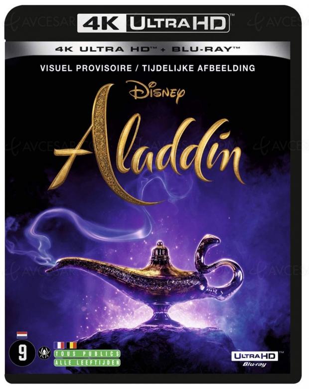 Aladdin 4K Ultra HD, faites vos vœux !