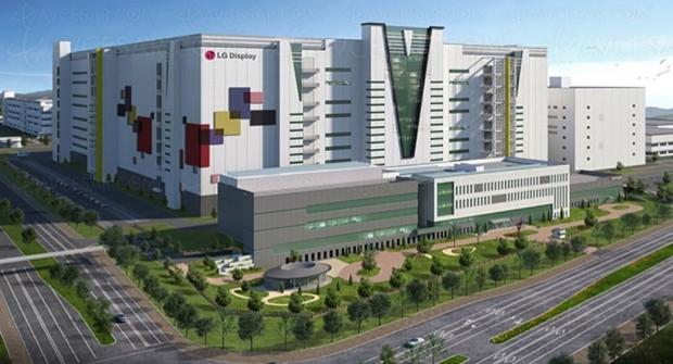 LG Display souhaite accélérer la production de panneaux Oled TV à Guangzhou en Chine