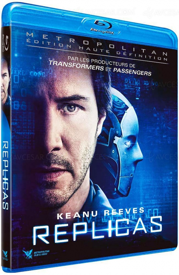 Replicas : Keanu Reeves se prend pour Frankenstein