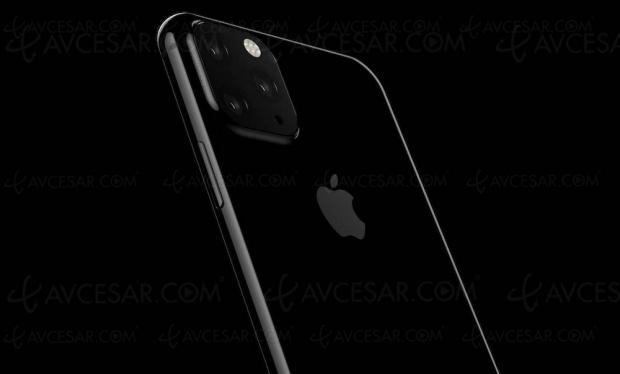 Nouveaux iPhone 11 « confirmés » par Apple