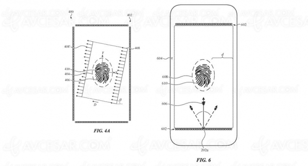 Rumeur Touch ID plein écran pour les iPhone 2020